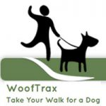 Walk a Dog with WoofTrax and help shelter pets