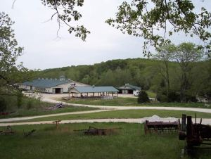 Longmeadow Rescue Ranch view