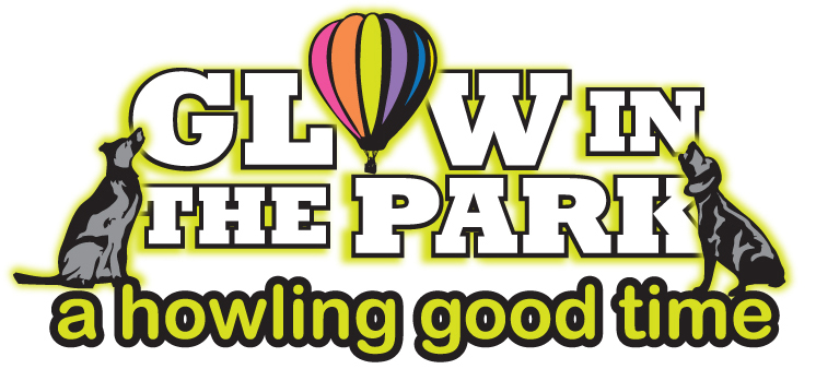 HSMO's Glow in the Park logo