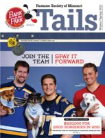 Tails Magazine Cover winter 2015 david backes trevor rosenthal jake long