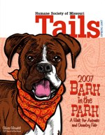 Tails Magazine Cover spring 2007