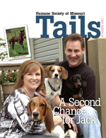 Tails Magazine Cover Summer 2007