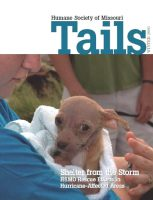 Tails Magazine Cover winter 2006