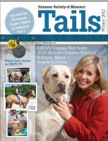 Tails Magazine Cover winter 2012