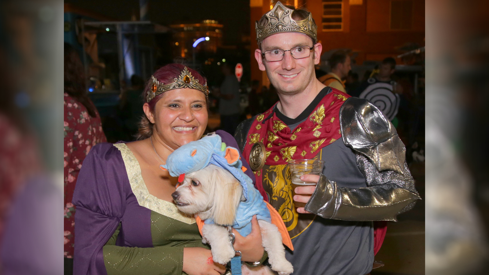 The dogs of Barktoberfest